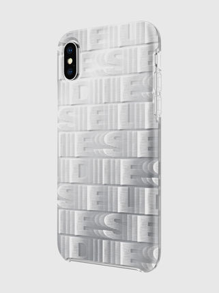 DIESEL スマホケース・テックアクセサリー DIESEL PRINTED CO-MOLD CASE FOR IPHONE XS & IPHONE X ケース(7)
