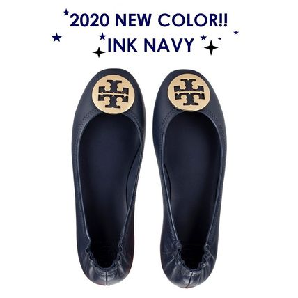 Tory Burch フラットシューズ 【定番・大人気】TORY BURCH MINNIE TRAVEL BALLET FLAT 4COLOR(2)