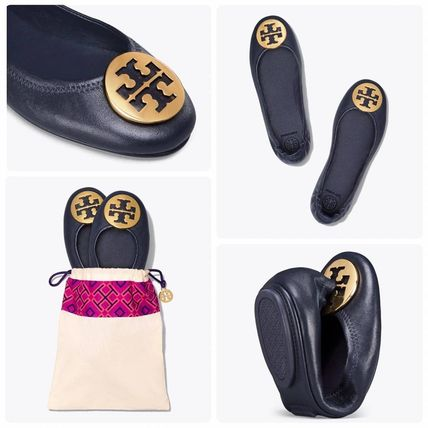 Tory Burch フラットシューズ 【定番・大人気】TORY BURCH MINNIE TRAVEL BALLET FLAT 4COLOR(3)