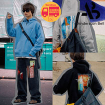 ANDERSSON BELL UNISEX FILM ARCHIVE HOODIE BBN440 追跡付
