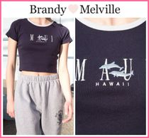 日本未入荷 ☆Brandy Melville☆ ASHLYN MAUI HAWAII TOP