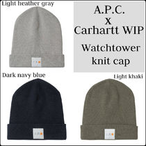 ☆☆ MUST HAVE!! ☆☆A.P.C. x Carhartt WIP Collection ☆
