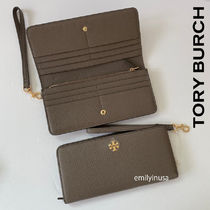 激安 TORY BURCH★CARTER SLIM WRISTLET ENVELOPE 長財布