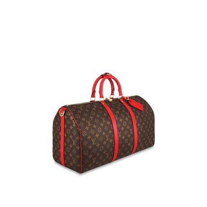 Louis Vuitton ボストンバッグ 関税込み,すぐ届く!ルイヴィトン,機内持ち込みバッグ,モノグラム(3)