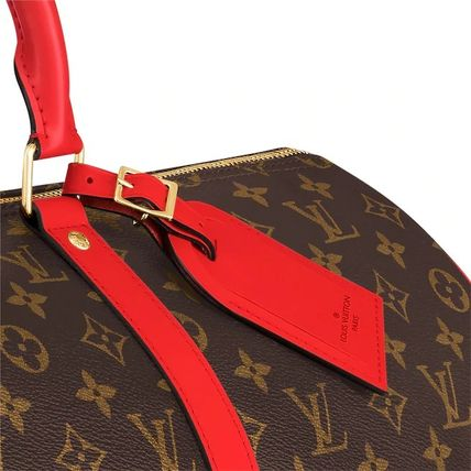 Louis Vuitton ボストンバッグ 関税込み,すぐ届く!ルイヴィトン,機内持ち込みバッグ,モノグラム(4)