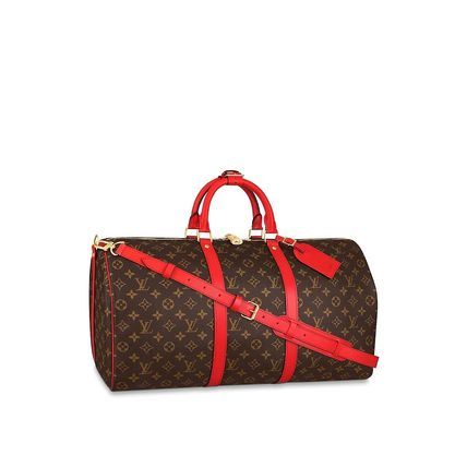 Louis Vuitton ボストンバッグ 関税込み,すぐ届く!ルイヴィトン,機内持ち込みバッグ,モノグラム(8)