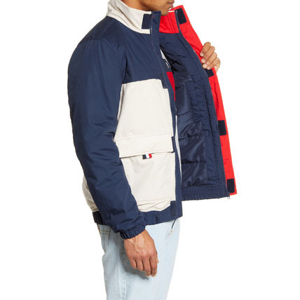 Tommy Hilfiger ジャケットその他 【Tommy Hilfiger】TOMMY JEANS*カラーブロックジャケット/紺(4)