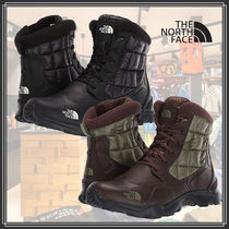 THE NORTH FACE★ThermoBall Boot Zipper ブーツ 防水 保温★2色