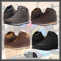 THE NORTH FACE★Back-To-Berkeley Redux Leather ブーツ★4色