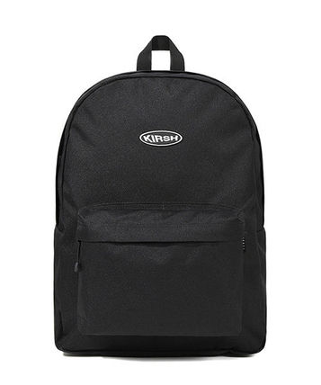 KIRSH バックパック・リュック [KIRSH] CIRCLE LOGO BACKPACK JS [BLACK](2)
