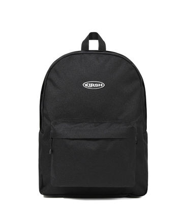 KIRSH バックパック・リュック [KIRSH] CIRCLE LOGO BACKPACK JS [BLACK](8)