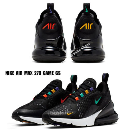 Nike(ナイキ) キッズスニーカー NIKE★AIR MAX 270 GAME GS★大人も履ける!