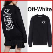 ★Off-White★Last Night sweatshirt☆正規品・安全発送☆