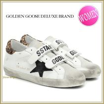 <関税込>GOLDEN GOOSE★SUPERSTAR Old School ベルクロ