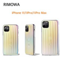 RIMOWA(リモワ) iPhone・スマホケース ★RIMOWA★Iridescent Groove iPhone Case(11/11Pro/11ProMax)