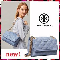 新作 セール Tory Burch エレガント Fleming Soft Shoulder Bag