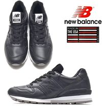 ◇New Balance・Made in USAオールレザー【M996MUA】