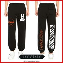 ★Off-White★CARTOON SWEAT PANTS☆正規品☆