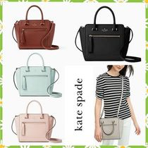 【kate spade】タッセル付き small allyn 2wayバッグ☆