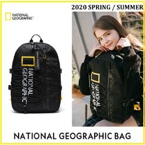 ★NATIONALGEOGRAPHIC★20SS★大人気★BIG LOGO BUDY BACKPACK