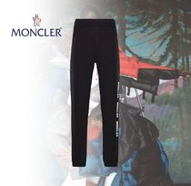 MONCLER CASUAL PANTS★Black
