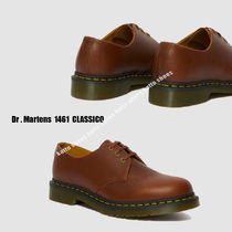 Dr Martens★1461 BROWN CLASSICO★3EYE★兼用