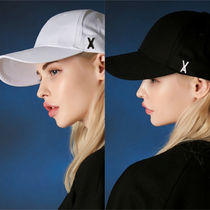 ★VARZAR★TWICEミナ着用★Stud logo over fit ball cap