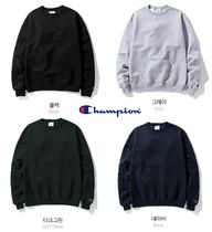 【CHAMPION】S600 SWEATSHIRTS スウェット 4colors 男女兼用★