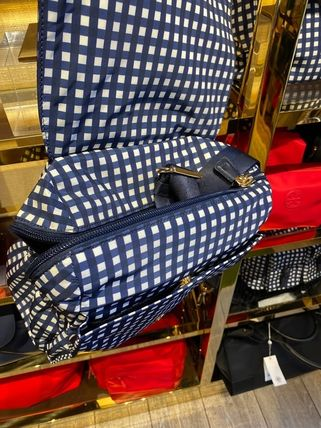 Tory Burch バックパック・リュック 2月新作 TORY BURCH★TRAVEL NYLON BABY BACKPACK*大容量(5)