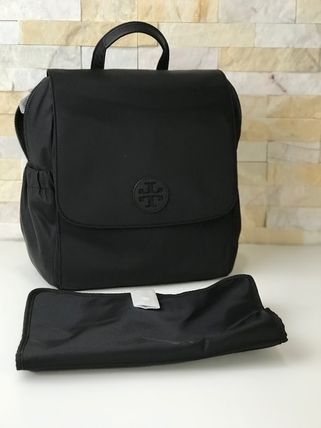 Tory Burch バックパック・リュック 2月新作 TORY BURCH★TRAVEL NYLON BABY BACKPACK*大容量(9)