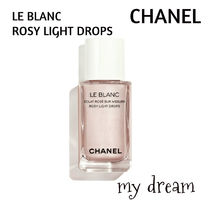 新作★CHANEL★LE BLANC LIGHT DROPS