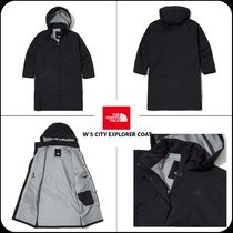 [THE NORTH FACE] ★20SS NEW ARRIVAL★ W'S CITY EXPLORER COAT