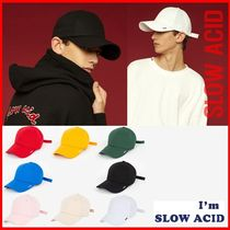 ★SLOW ACID★[UNISEX] X buckle cap ☆正規品・安全発送☆