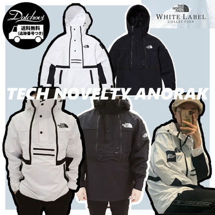THE NORTH FACE ジャケットその他 THE NORTH FACE TECH NOVELTY ANORAK YU230 追跡付