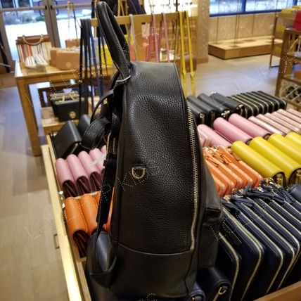 Tory Burch バックパック・リュック 2020 NEW♪ Tory Burch ◆ THEA PEBBLED LEATHER BACKPACK(3)