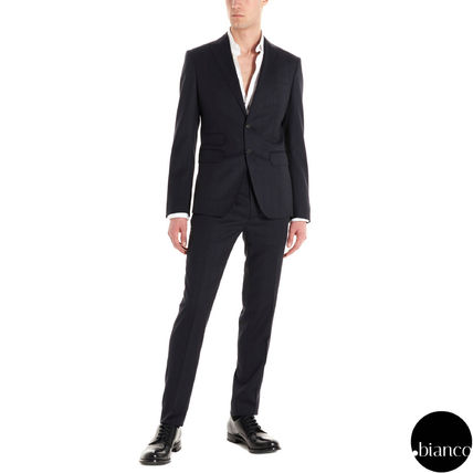 D SQUARED2 スーツ 関税込DSQUARED2 Tropical Stretch Virgin Wool London Suit
