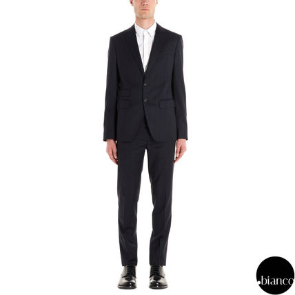 D SQUARED2 スーツ 関税込DSQUARED2 Tropical Stretch Virgin Wool London Suit(7)