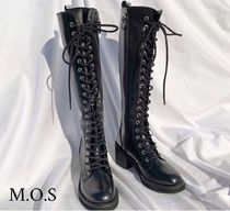 Lace-up boots♡レースアップブーツ♡