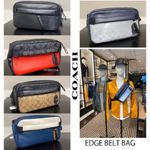 2月新作 COACH★EDGE BELT BAG 2WAY利用 89917