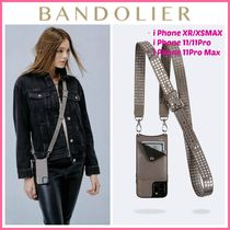 人気 ☆Bandolier☆ Callie Pebble Leather Crossbody Bandolier
