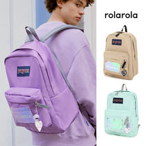 rolarola正規品★ROLAROLA X JANSPORT SUPERBREAKバックパック