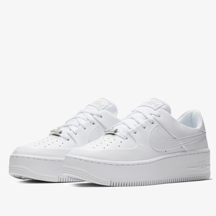 Nike スニーカー NIKE☆AIR FORCE 1 SAGE LOW AR5339(6)