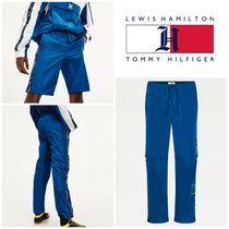 【TOMMY HILFIGER】LEWIS HAMILTON 2-IN-1 TRACK TROUSERS
