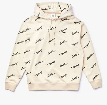 LACOSTE セットアップ 新作☆ Lacoste LIVE ロゴ スクリプト 上下 セットアップ(9)