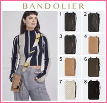 セレブ愛用!! 大人気 ☆Bandolier☆ Leather Zip Pouch