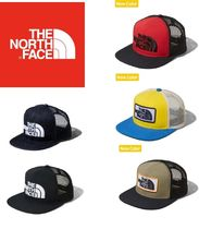 【THE NORTH FACE 】トラッカーメッシュキャップ(キッズ)