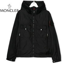 "20ss☆MONCLER""Vingeanne""ロゴフードブルゾン12/14A[関税込]"