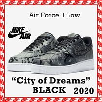 NIKE ナイキ Air Force 1 Low City of Dreams CHICAGO 2020 SS20