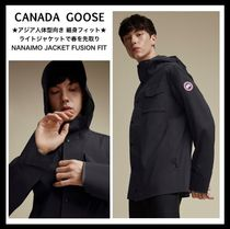 【CANADA GOOSE】☆スリム体型向け☆ NANAIMO JACKET FUSION FIT