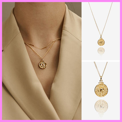 Hei ネックレス・ペンダント 【Hei】victory coin necklace〜ヴィクトリーコインネックレス